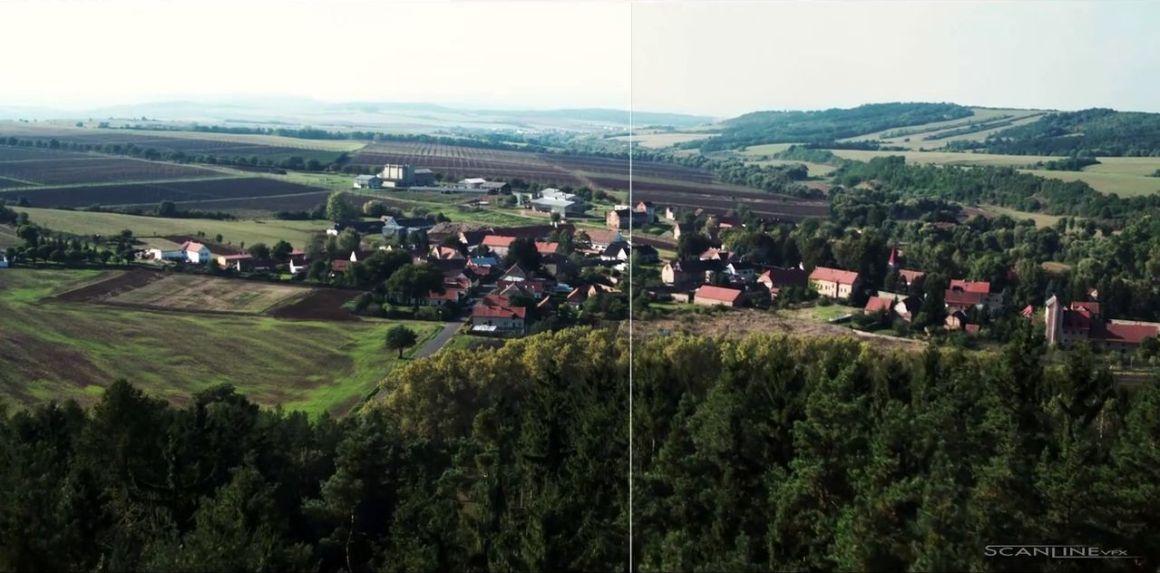 Tannbach 2 VFX Breakdown by Scanline VFX