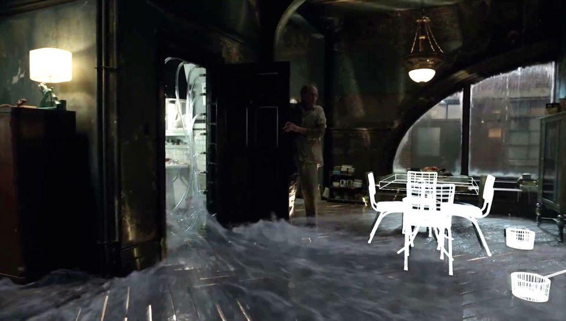The Shape of Water VFX Breakdown