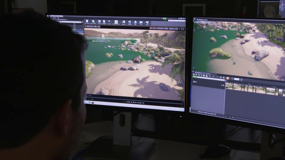 Zafari: Tapping into Unreal Engine for Episodic Animation