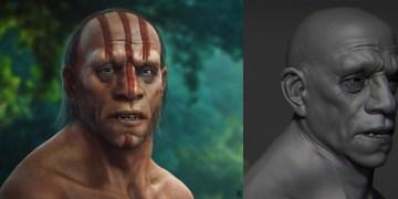 First human by brahim azizi