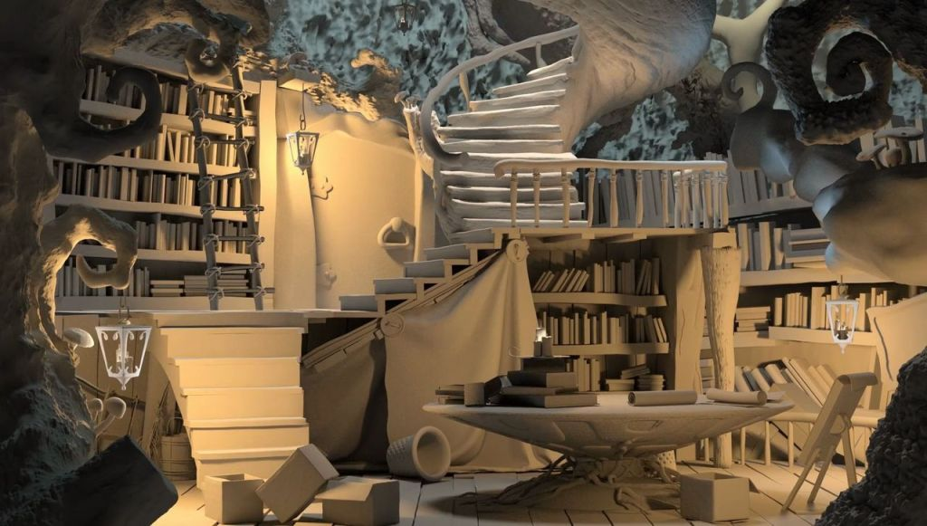Making of Pomerania Fun Park – Interactive Exhibition