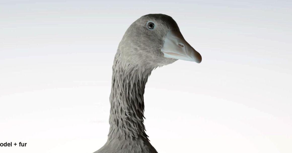 T-Mobile – Christmas Goose CGI Breakdown
