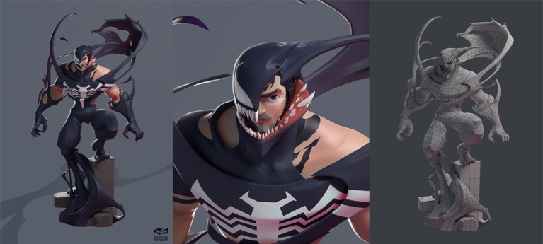 Venom by Kontorn Boonyanate