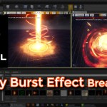 Unreal Engine   Energy Burst Effect Breakdown