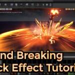 Unreal Engine | Ground Breaking Attack Effect Breakdown