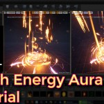 Unreal Engine Death Energy Aura Effect Tutorial