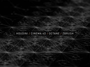 Houdini 17 Pyro fx explosion test 01 | CGHOW