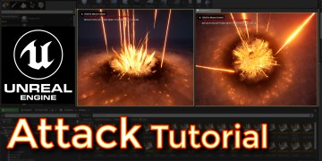Unreal Engine Attack Tutorial