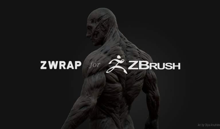 ZWrap Plugin for ZBrush