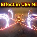 Unreal Engine Niagara Tutorial | Slash hit Effect