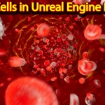 Blood Cells Flow | Unreal Engine Niagara Tutorials | UE4 Niagara Blood Cells Flow