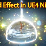 Shield Effect | Unreal Engine Niagara Tutorial | UE4 Niagara Shield