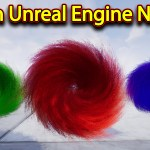 Hair | Unreal Engine Niagara Tutorials | UE4 Niagara Hair