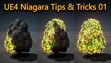 UE4 Niagara Tips and Tricks 01