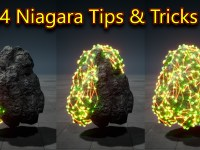 UE4 Niagara Tips and Tricks 01