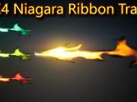 Ribbon Trails | Unreal Engine Niagara Tutorials | UE4 Niagara Ribbon Trails