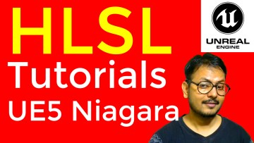 HLSL Tutorial in UE5 Niagara | Download Project Files
