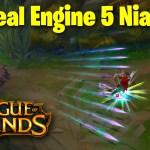 League of Legends Multiple Arrow Projectile in UE5 Niagara   Download Files