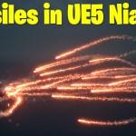 Missile Shooting Aim in UE5 Niagara Tutorial | Download Files