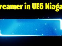 Streamer UI in UE5 Niagara Tutorial | Download Files