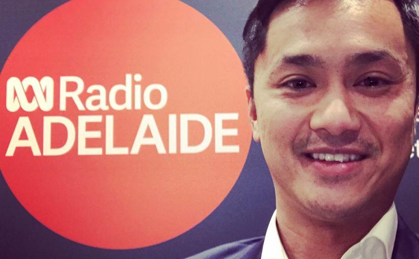 Dr Huu Kim Le on ABC Radio Adelaide Drive Fortnite Link