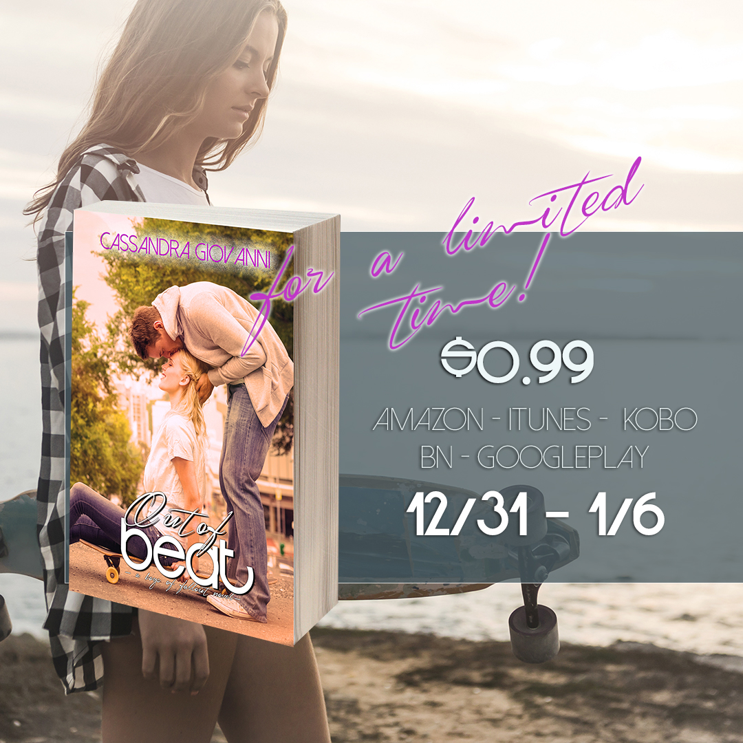 Out of Beat – Limited Time Sale!