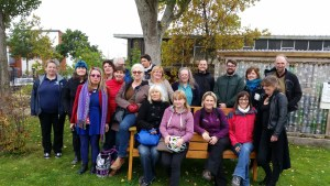Creating community garden networks in Ireland