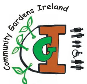 2016 Community Gardens Ireland logo