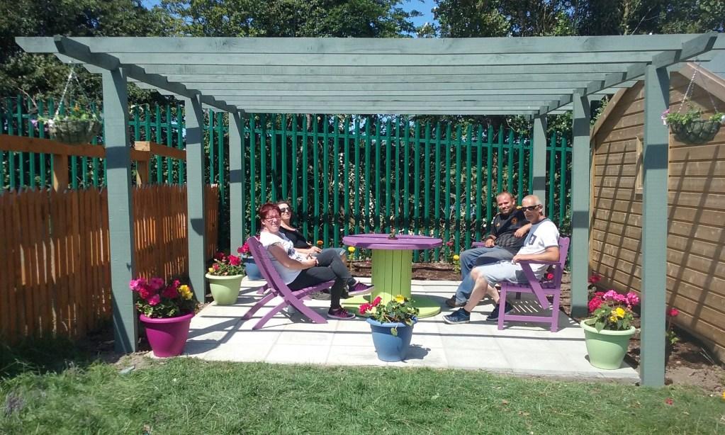 Sean Dún Community Garden