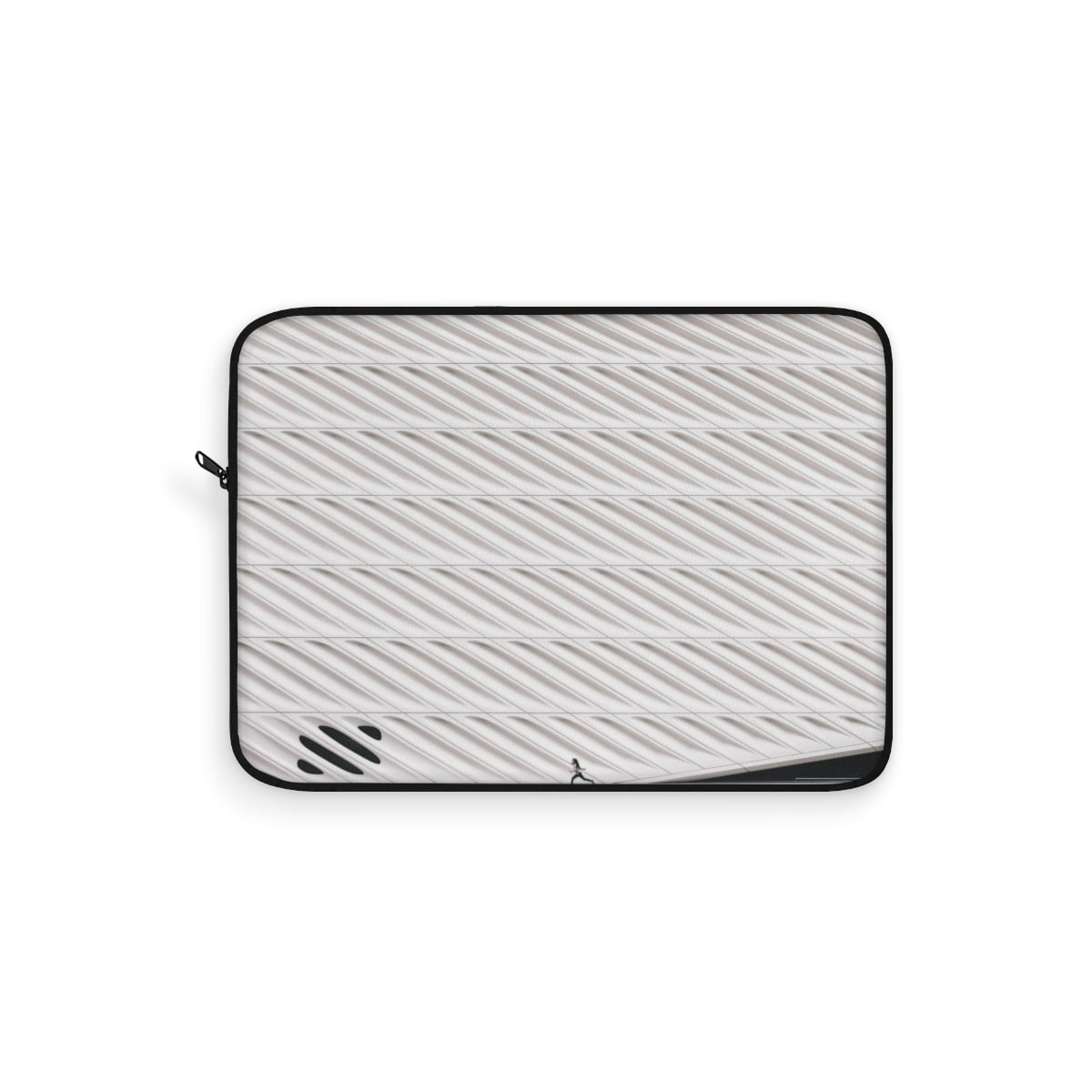 """The Broad Museum Laptop Sleeve - The Broad Museum Laptop Sleeve - 15"""" - The Broad Museum Laptop Sleeve - The Broad Museum Laptop Sleeve - 15"""""""