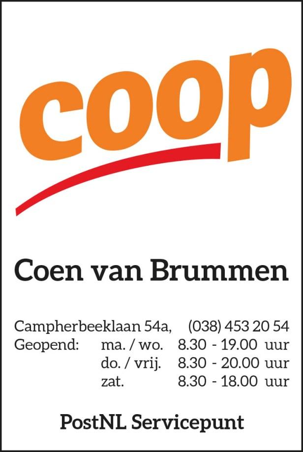 COOP van Brummen 63x94