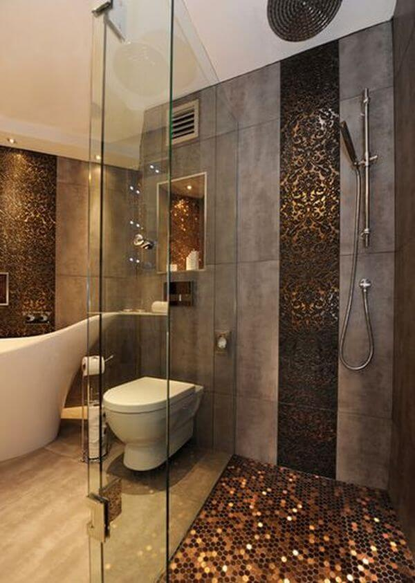 Inspiring walk in shower designs that can put your bathroom over the top