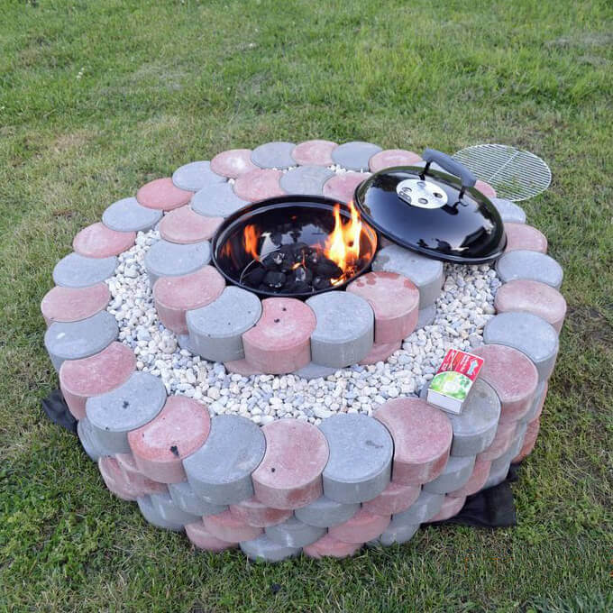 Best fire pit ideas and cost to make for your backyard