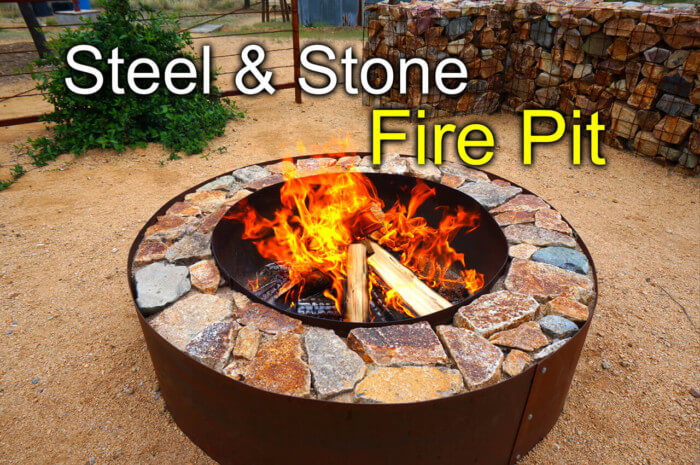 Hottest fire pit ideas with swings hot designs for your yard