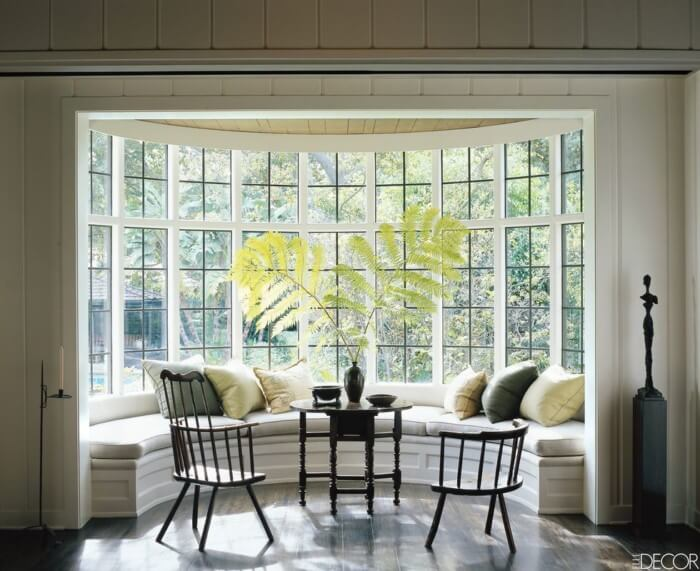 Unique sunroom decorating ideas on a budget window treatments