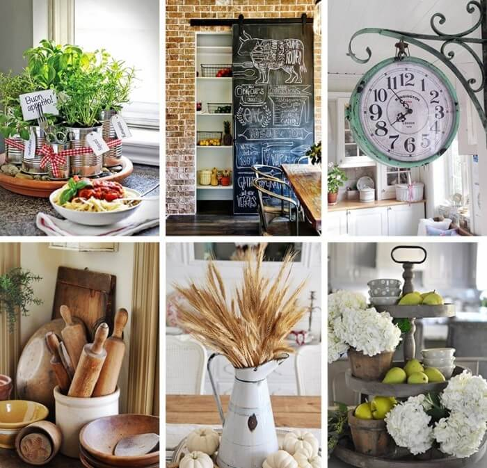 15 Wicked Rustic Bedroom Designs That Will Make You Want Them: 22 Best Farmhouse Kitchen Decor And Design Ideas To Fuel