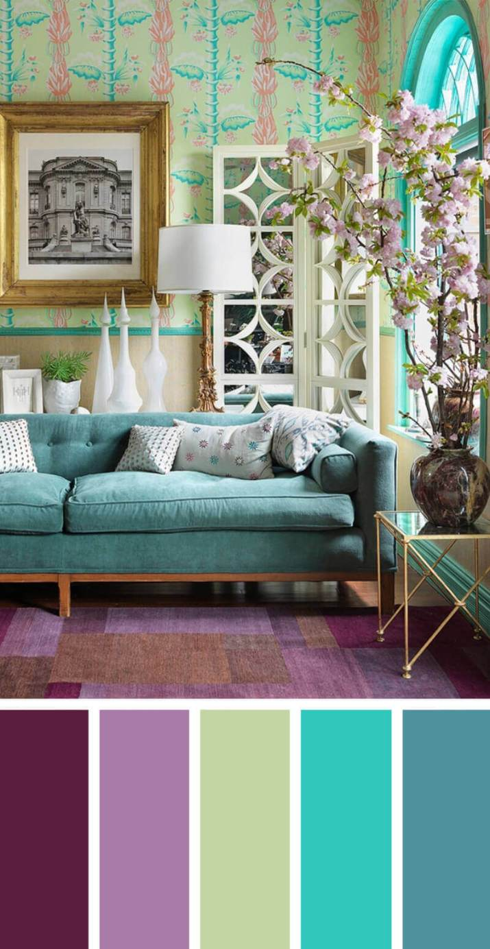 The most popular new modern living room color schemes that will make your room look professionally designed to get that fixer upper style.