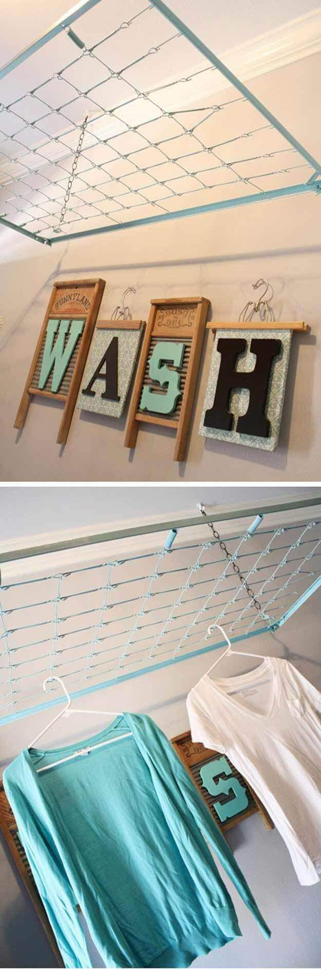 25 beautiful vintage laundry room decor ideas design for rustic style do it yourself washboard clean wall art solutioingenieria Image collections