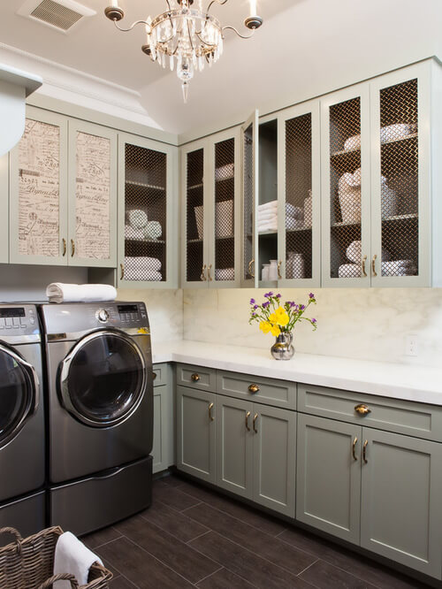 20 Beautiful Vintage Laundry Room Decor Ideas Amp Design For
