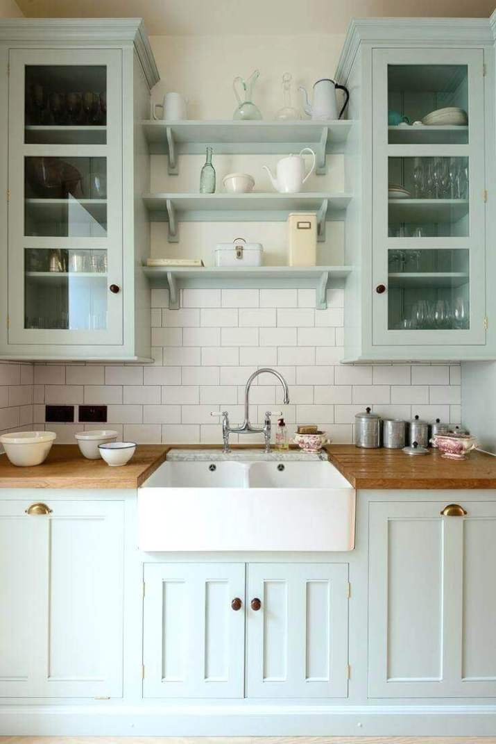 Country Kitchen Design Ideas & Pictures: farmhouse kitchen cabinets for fixer upper style + industrial flare to get inspired now!