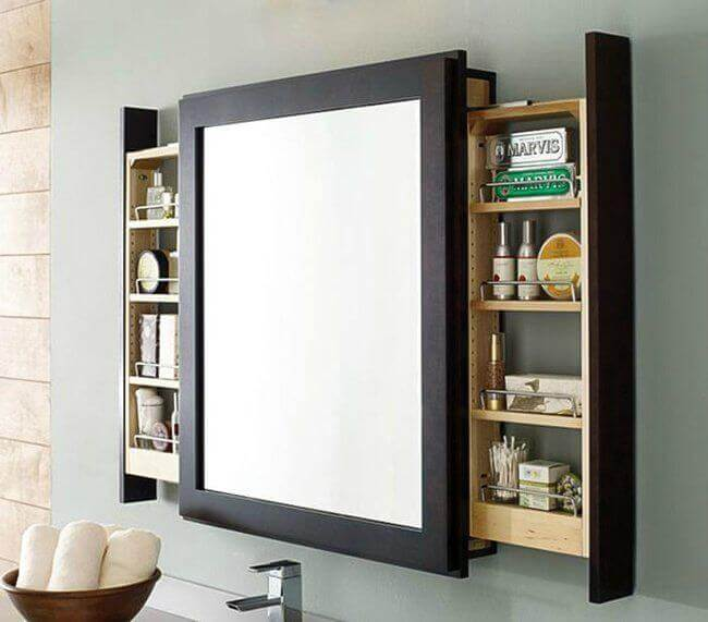 These Insanely Clever Small Space Solutions For A More Efficient Space To  Make Your Home Feel