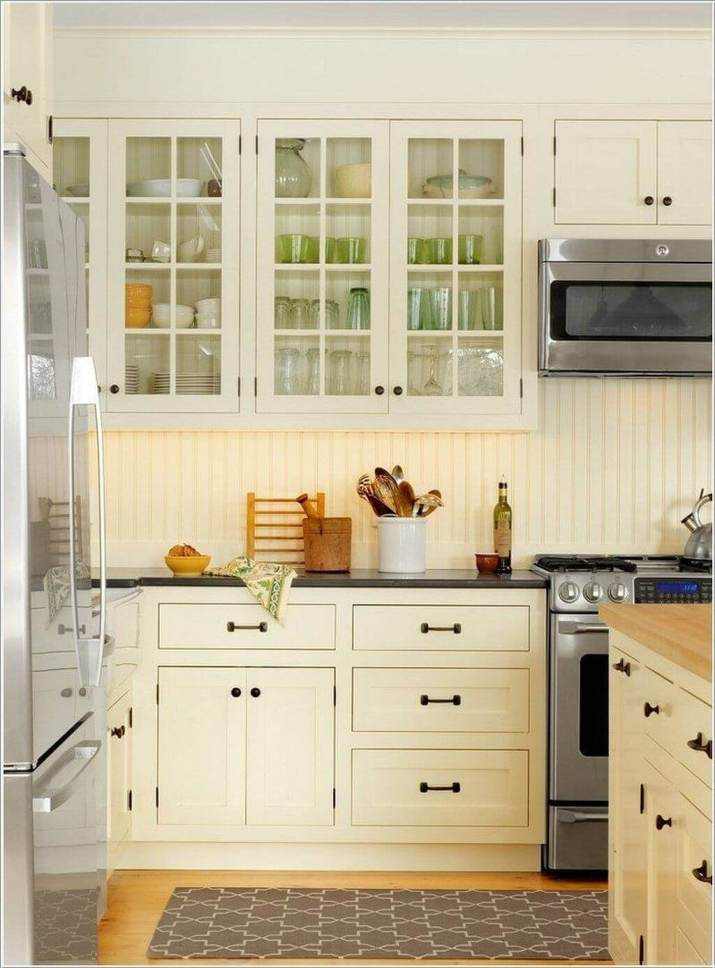 Elements to utilize when creating a rustic farmhouse kitchen cabinets that will help transform your kitchen into the place you've been craving for so long