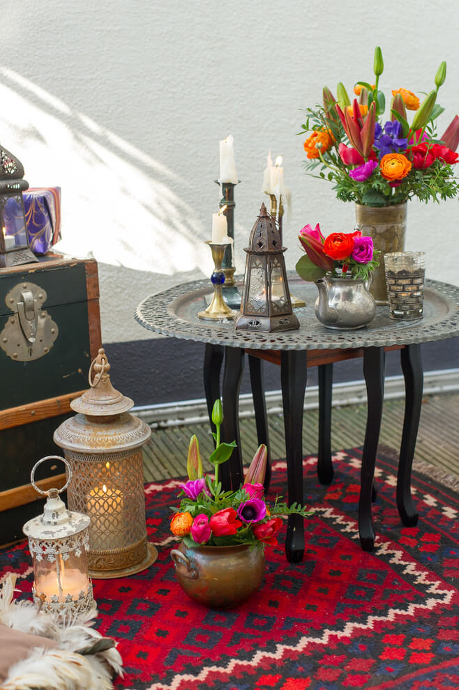 Check out these gorgeous bohemian interior design to use in your home