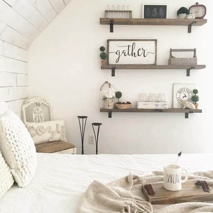 Vintage Bedrooms | farmhouse bedroom decorating ideas anyone can replicate for a rustic country home you will love
