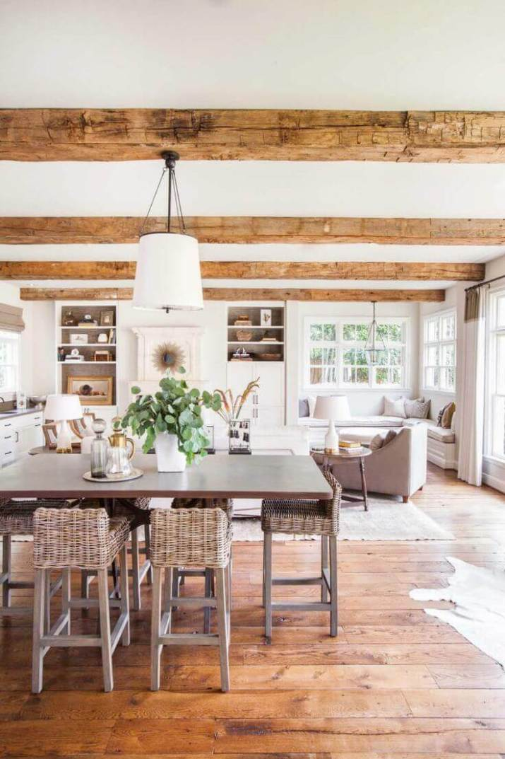 Beautiful Rooms With a farmhouse decor catalog that will add personality to your room for a stunning modern farmhouse home.