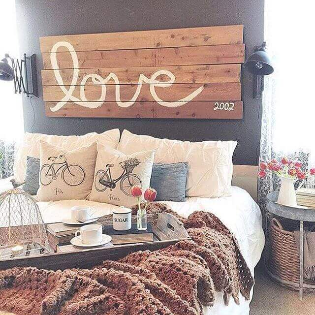 40 Best Rustic Farmhouse Bedroom Design and Decor Ideas That Inspire