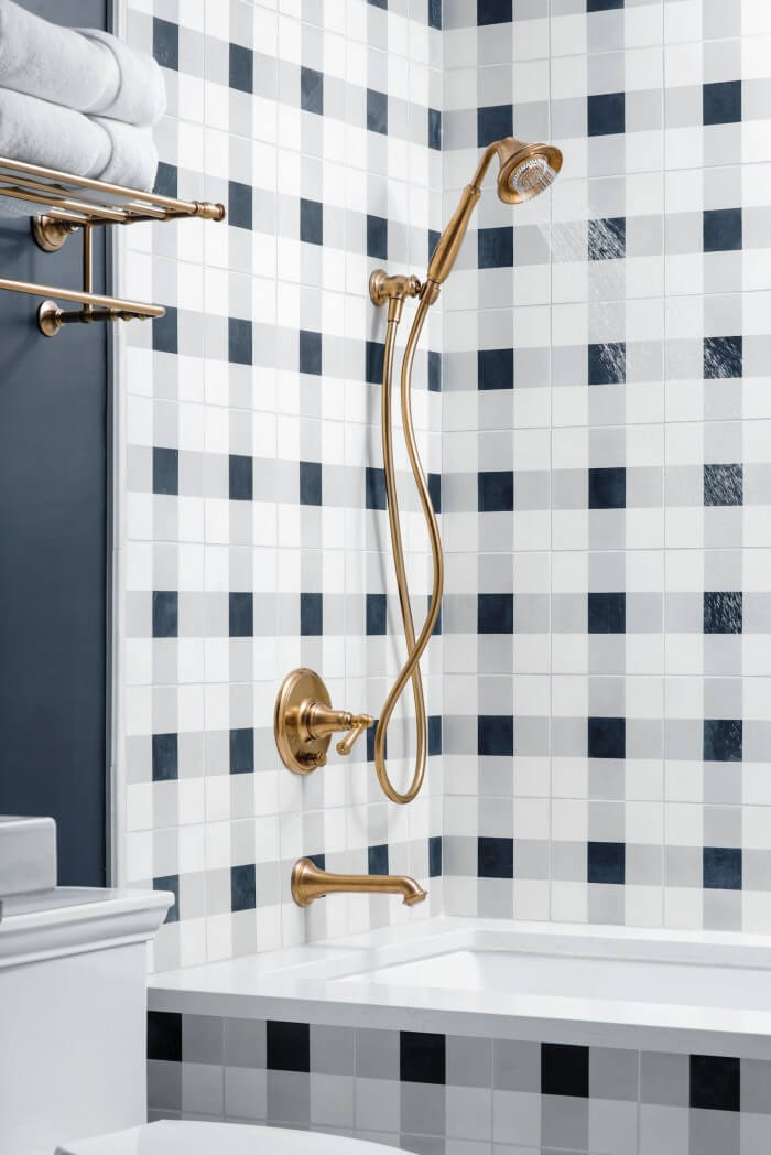Functional ideas for decorating cheap bathroom tile ideas will have you planning your bathroom remodel. Get the most from smaller spaces when tiling bathroom walls and floors