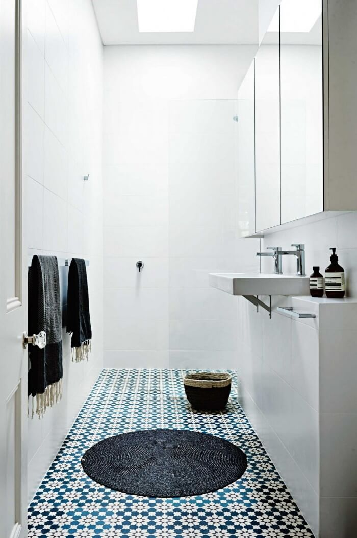 Functional & stylish bathroom flooring ideas that will transform your bathroom for better a good daily mood
