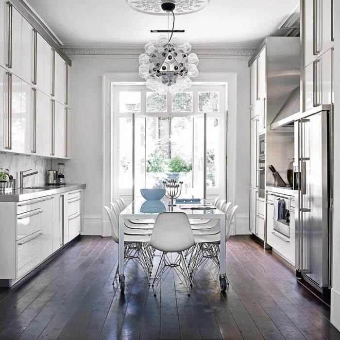 These gorgeous interiors prove kitchen flooring options pros and cons that make sure inspire you to increase your kitchen beauty and get that spruce up your space.