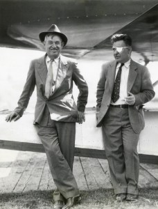 Will Rogers & Wiley Post
